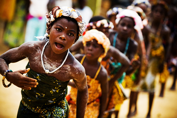 west african music assessment