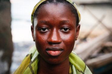 Celina Kamanda - a young Ebola survivor