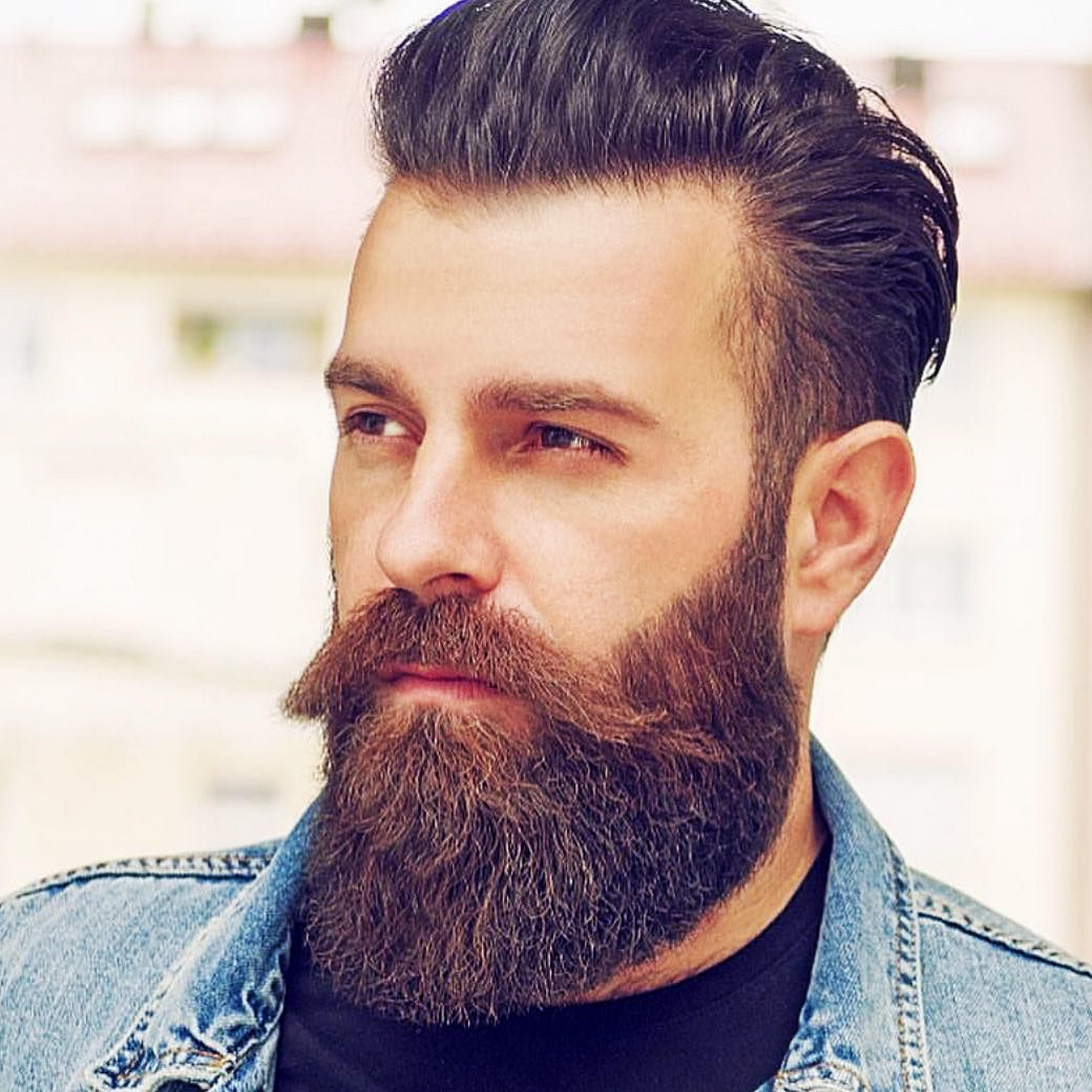 Как модно сделать бородку